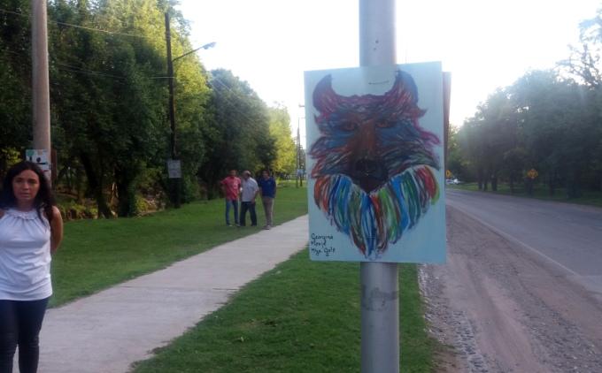 carteles obras de arte mendiolaza