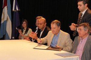 En Río Tercero, Schiaretti se comprometió a iniciar obras: Hospital Provincial y Autovía