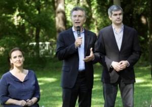 """Junto a sus ministros, Macri afirmó que no tendrá """"ningún tipo de tolerancia"""" con actos de corrupción"""