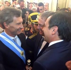 "Pos kirchnerismo: La ""triple alianza"" se muestra como un ""triángulo virtuoso"" que favorecerá a Córdoba"