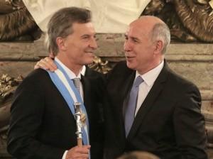 """Macri y Lorenzetti consensuaron en avanzar """"rápidamente"""" con la integración de la Corte"""