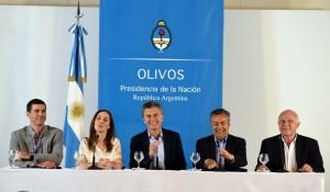 """Tras encuentro en Olivos, Macri aseguró que notó """"madurez"""" en los gobernadores"""