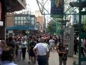 En sintonía con el índice país, las ventas minoristas en Córdoba crecieron 1,7%