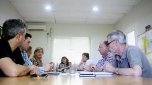 Tras reunión con Accastello, el bloque Córdoba Podemos, demandó a Schiaretti derogación de dos leyes y repudió decretos de Macri