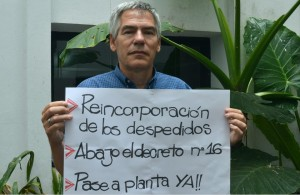 Unicameral: La Izquierda presentó proyecto para anular medida del gobierno de Schiaretti que promueve despidos