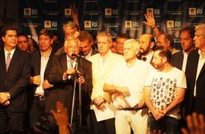 Interna PJ: Capitanich demandó un claro rol opositor del partido frente al gobierno de Macri