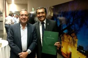 Nación y Provincia firmaron convenios en materia de innovación tecnológica y fortalecimiento institucional