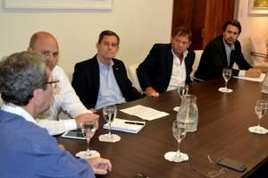 Compromiso de continuidad para el trabajo entre la Provincia y la UIC