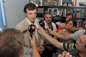 """Paritarias: Ante la brecha por índice de inflación entre Gobierno y Gremios, Bullrich confió en la """"capacidad de diálogo"""""""
