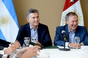 """Al levantar el """"cepo institucional"""" a Córdoba, Macri y Schiaretti, acordaron avanzar en una batería de obras por $27.200 M"""