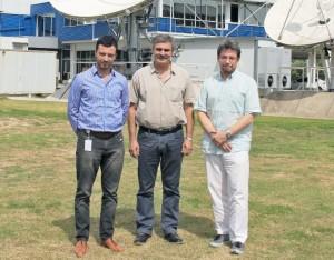 Relación Nación-Provincia: De Loredo recibió a Grahovac en ARSAT