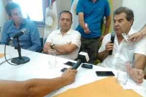 Anegamientos/Campos: Busso confirmó gestión ante Nación por Fondo de Emergencia