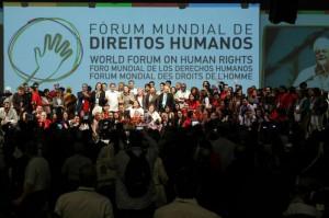 Por primera vez, Argentina será sede del Foro Mundial de Derechos Humanos