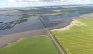 Schiaretti declaró la emergencia agropecuaria en 6 cuencas del sur y sureste provincial
