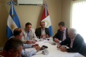 """Dando continuidad a la """"buena sintonía"""", Provincia y Ciudad crean comisiones de trabajo conjunto por temas claves"""