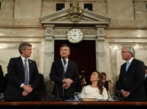 A un mes de la reapertura del Parlamento, el macrismo busca consolidar acuerdos para votar leyes claves