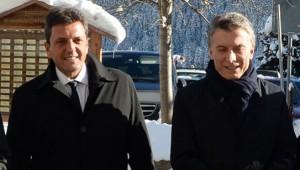 Scioli avaló documentos que demandan recursos de Nación. Más críticas a Massa y Macri
