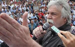 ESOP: Con poco poder de fuego, Daniele rechaza reglamentación y encabeza asambleas informativas