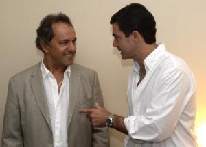 Scioli no irá a una cumbre por el futuro del PJ con Urtubey, Massa y Bossio