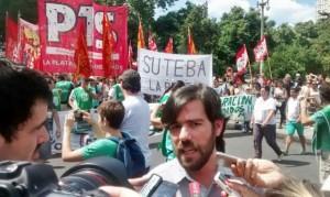 Caso Municipio La Plata: Del Caño pidió a los gremios un plan de lucha unificado para enfrentar los despidos