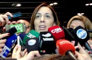 """Narcotráfico: Vidal le apuntó a una política """"cómplice"""" y Bullrich acusó a quienes quieren un """"narcoestado"""""""