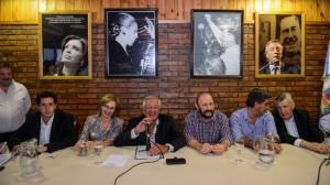 """Interna PJ: Duhalde pidió la intervención y desde su sector tildaron de """"usurpadores"""" a sus autoridades"""