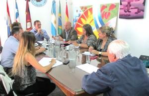 Crearán una mesa de trabajo para fomentar el comercio exterior en Salta