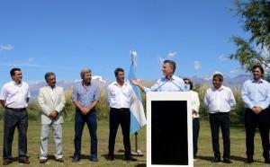 Desde San Juan, Macri anunció la eliminación de las retenciones al sector minero