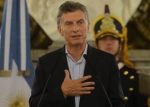 """""""Es un paso importantísimo que abre una nueva época"""", señalo Macri sobre la visita de Obama"""