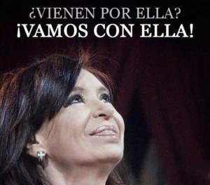 Kirchnerismo duro organiza marcha en defensa de CFK, tras ser citada a indagatoria por la Justicia