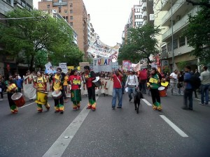 """Junto a personalidades de DDHH, el FIT insiste en rechazar el Protocolo """"antimanifestaciones"""""""