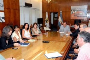 Nuestra Córdoba le planteó a Lábaque nuevas propuestas para la Ciudad y reforzar diseño del Plan de Metas