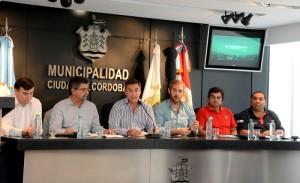Tras tormenta y pronóstico poco alentador, Municipio y Provincia, afirmaron estar preparados para la contingencia