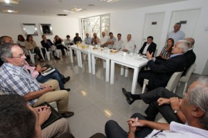 Comisión Cuatripartita de la Construcción se planteó nuevos desafíos para este año