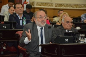 García Elorrio cuestionó los anuncios del gobernador en materia de narcotráfico