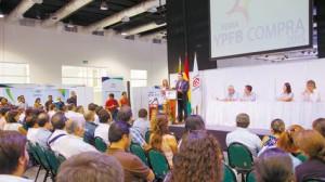 Convocan a participar del Encuentro con Proveedores YPFB