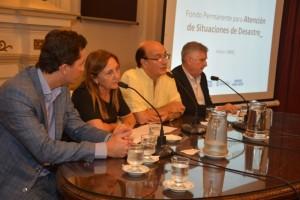 Unicameral: Ante ratificación del Fondo para atender catástrofes, la Izquierda cuestionó inacción del gobierno en prevención