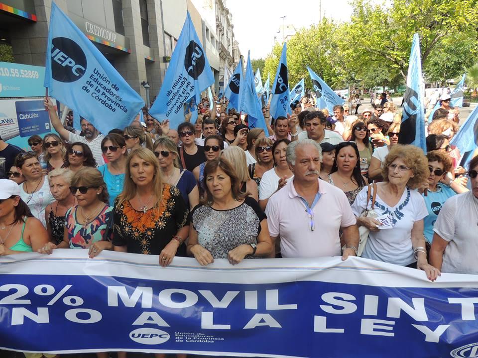UEPC monserrat marcha