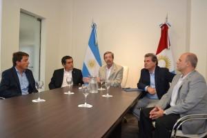 Tres ministerios conforman el Gabinete Productivo Provincial
