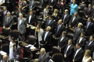 Tras ruptura con el FpV, se constituye Bloque Justicialista con más de una decena de diputados