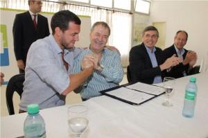 """Schiaretti impulsa """"nuevo acuerdo federal"""" con intendentes y garantiza fondos para obras y servicios (incluye Paicor)"""