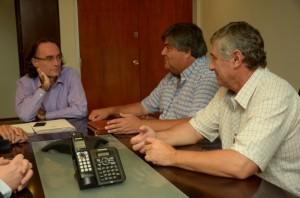 Cooperación: Primer paso para homogeneizar criterios fiscales con municipios del interior