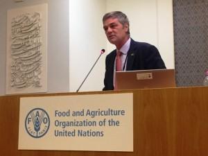 """En Simposio de Biotecnología de la FAO, Del Solar destacó que """"el futuro de esta tecnología es de suma importancia para la Argentina"""""""