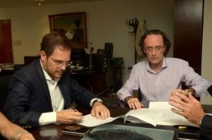 Finanzas suma a Villa María al plan de intercambio informativo