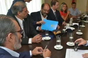 Universidades y Cadiec cooperarán en temáticas energéticas