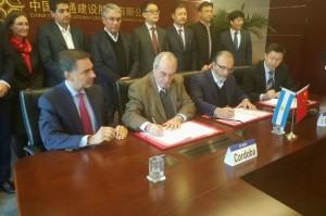 Gasoductos: Tras la firma del contrato con las adjudicatarias, ministros se reunirán con el Bank of China