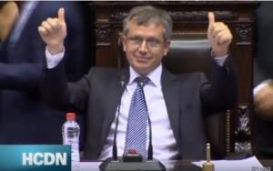 """Holdouts: Oficialismo confía en cerrar """"esta semana"""" el default"""