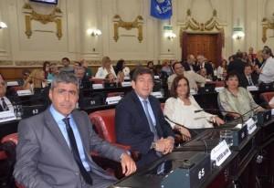 Tras el aumento anunciado por EPEC, Quinteros insistió con su demanda de congelar tarifa por VAD