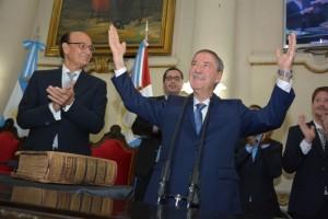Mensaje  de Schiaretti: Entre lo hecho en 53 días de gestión y las obras por venir con apoyo del gobierno macrista