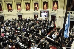 sesion diputados 8 de abril